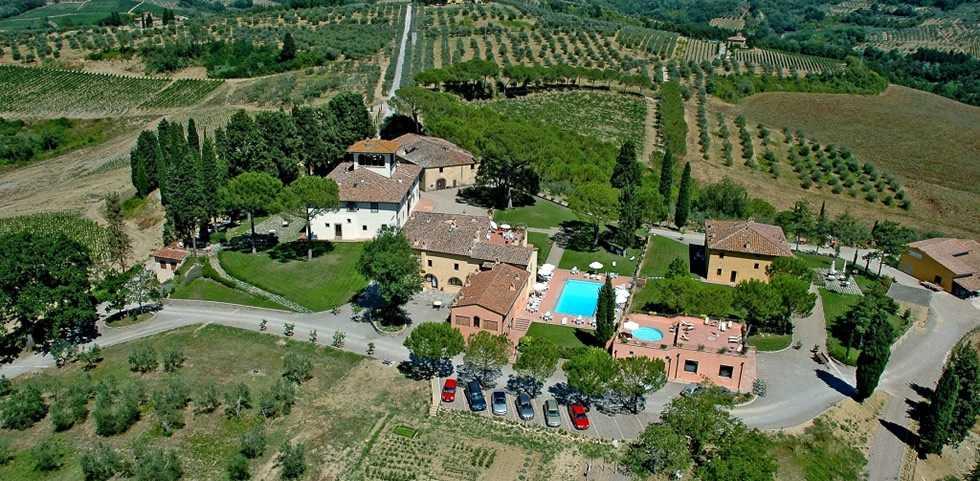 Matrimonio In Toscana Agriturismo : Diffusione ed importanza degli agriturismi nel corso del