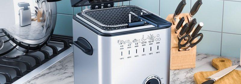 friggitrice domestica