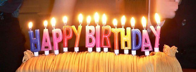 auguri di compleanno